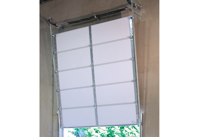 Rapid Install for Vertical Lift Commercial Sectional Doors  sc 1 st  Serco Entrematic & Commercial Overhead Doors by Serco