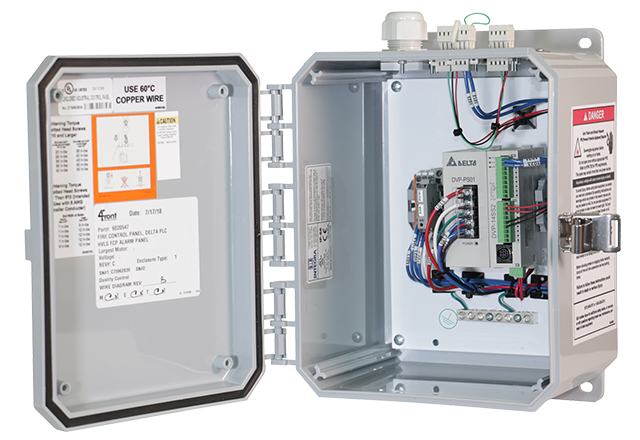 Hvls Fan Controls Serco Loading Dock Solutions