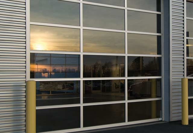 Commercial overhead doors by serco for Abc garage doors houston