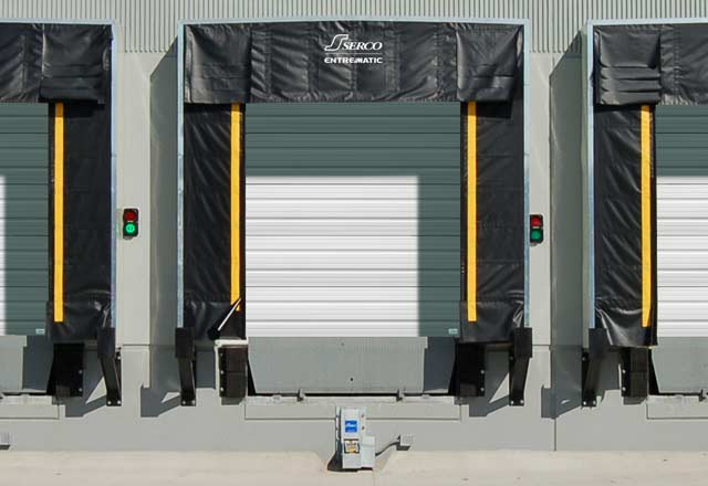 Commercial Overhead Doors By Serco