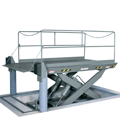 SDL Series Hydraulic Dock Lift