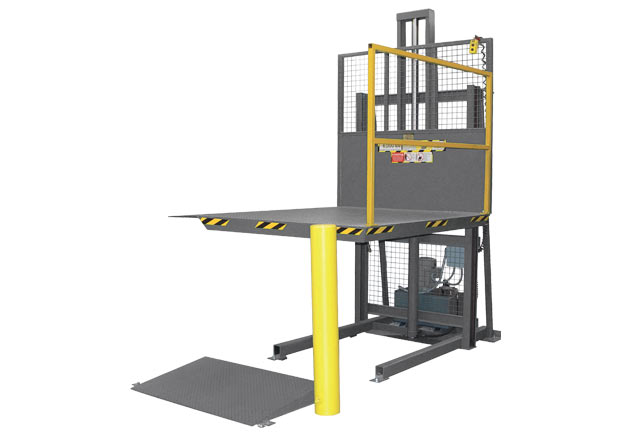 Dependable Dock Lifts And Ergonomic Lift Products By Serco
