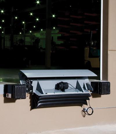 SA Series Air-Powered Edge-of-Dock Leveler