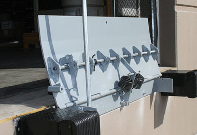 SM Series Mechanical Edge-of-Dock Leveler
