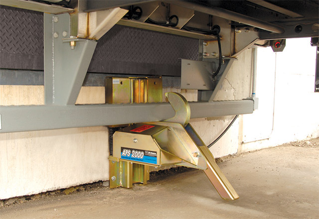 Prevent Dock Accidents With Vehicle Restraints By Serco