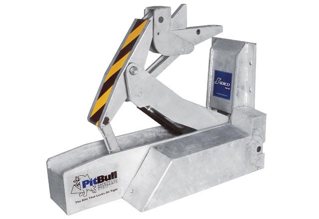 SL10 Series PitBull® Mechanical Vehicle Restraint