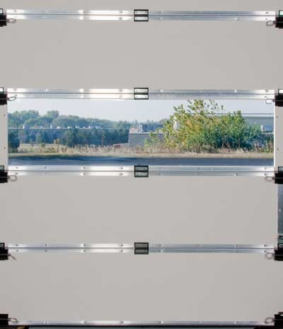 Serco Clear Vision Panel
