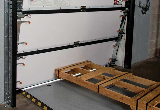 Accessories Made For Impactable And Specialty Dock Doors